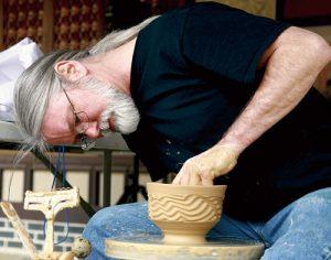 聞慶の伝統茶碗祭り