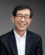 ソウル市長 朴元淳(パク・ウォンスン)