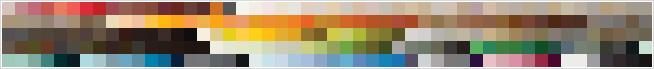 ソウルのイメージを表す色250