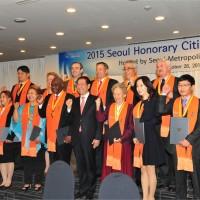 ソウル市名誉市民制度