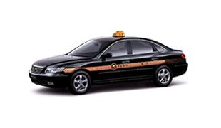 模範タクシー(Luxury Taxi)