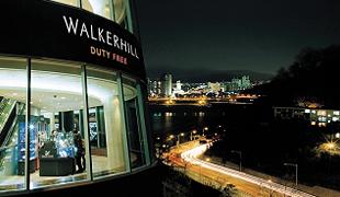 ウォーカーヒル免税店