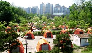 江東グリーンウェイ家族キャンプ場