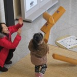 旧正月を迎えた公演・伝統遊戯イベントが目白押し