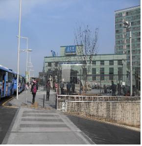 ヨンドゥンポグ(永登浦区)・シンギル駅周辺