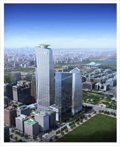 3. ソウル国際金融センター