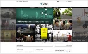 「ソウル市を代表する外国語HP」をリニューアルオープン