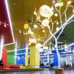 ソウル市庁–どこを見てもまるで美術作品