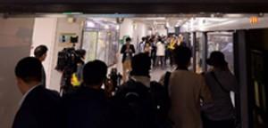 2号線サンワンシムニ駅地下鉄追突事故