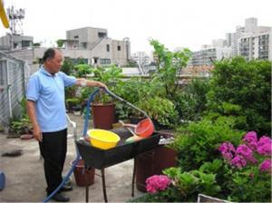 「第2期雨水利用主治医」 8月から活動開始