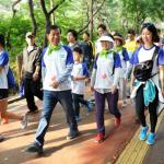 「2015健康体重3.3.3プロジェクト」 1万7415人の市民が参加