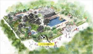 ウズベキスタン・タシュケントにソウル公園が竣工