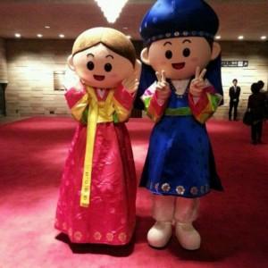 2014 韓国観光の夕べ in OSAKA