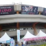"2PM WORLD TOUR ""Go Crazy in Seoul""@蚕室室内体育館"