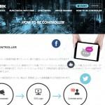 RUN@SEOUL WEEK コントローラに挑戦!