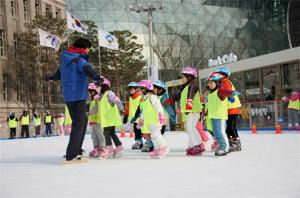 ソウル広場スケートリンク 12月19日オープン