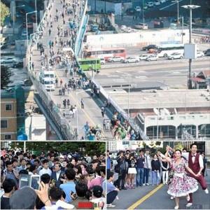 [朴元淳の希望日記546] ソウル駅の高架を開放