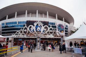 ソウル:オリンピック公園コンサートホール