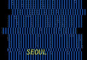 Seoul Typography Contest - saikawa masako