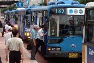 ソウル市路線バス 満足度79.2点