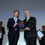 ソウル市「グローバル最優秀環境都市賞」受賞