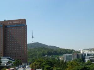 201409韓国 新羅免税店♪