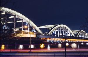 ソウル市:ハンガン(漢江)大橋