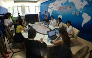 パク市長 中国の若者とソウル観光一問一答