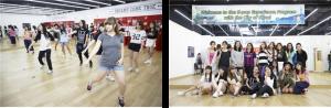Kポップ体験プログラム あなたも韓流スター!