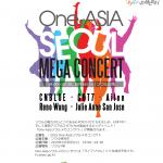 One-ASIA SEOUL MEGA CONCERT