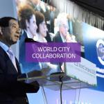 パク市長 北東アジア市長フォーラムでの基調演説‐「夢はたったひとつの地球を守ること」