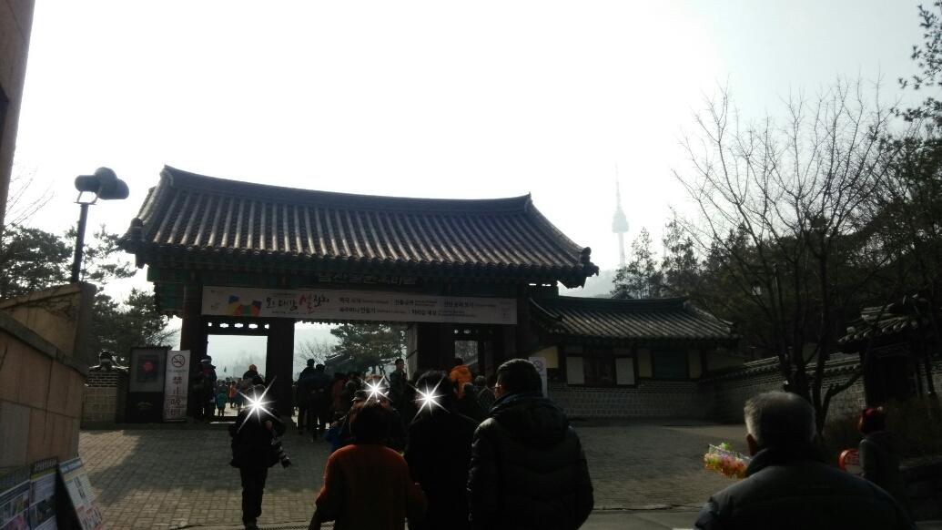 冬至イベント☆南山コル韓屋で開催中!?