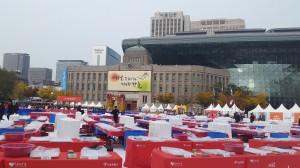 서울시 김장 ソウル市キムジャン