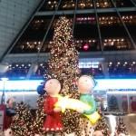 東大門のイルミネーション2014