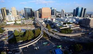 ソウル市 ソウル駅高架道路の通行規制を前に交通対策を発表