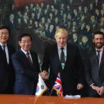 ソウル市、英ロンドンと初めて友好提携