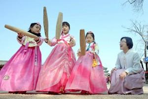 2月5日から9日まで「ウニョングン(雲峴宮)お正月のお祝い」を開催