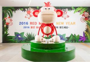 2016年丙申年!!