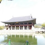 春のソウル 景福宮(慶会楼)オススメ