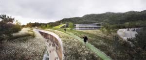 ナムサン(南山)の麓イェジャンチャラッ∼ミョンドン(明洞)、2018年2月に歩行者トンネルが完成