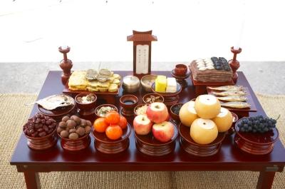 韓国料理祭祀