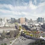 撤去予定だったソウル駅高架道路、人が歩く「空の道」に様変わり