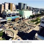 古い建物に見出す未来、ソウル市セウン(世運)商店街の都市再生物語
