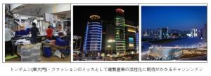 生まれ変わる街(チョンシン(昌信)、スンイン(崇仁)地区再生事業)