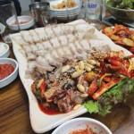 チョンノ(鐘路)で楽しむ韓国の味、チョンジンドン(淸進洞)ヘジャンクク-チョンノ・ポサム通り
