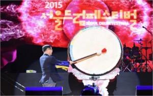 ソウルに行ったら見逃せないもの4(ソウル4大ブランド文化フェスティバル、ソウル・ドラム・フェスティバル)