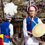 ウニョングン(雲峴宮)お正月のお祝い