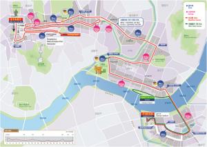ソウル都心で開催、2016ソウル国際マラソン