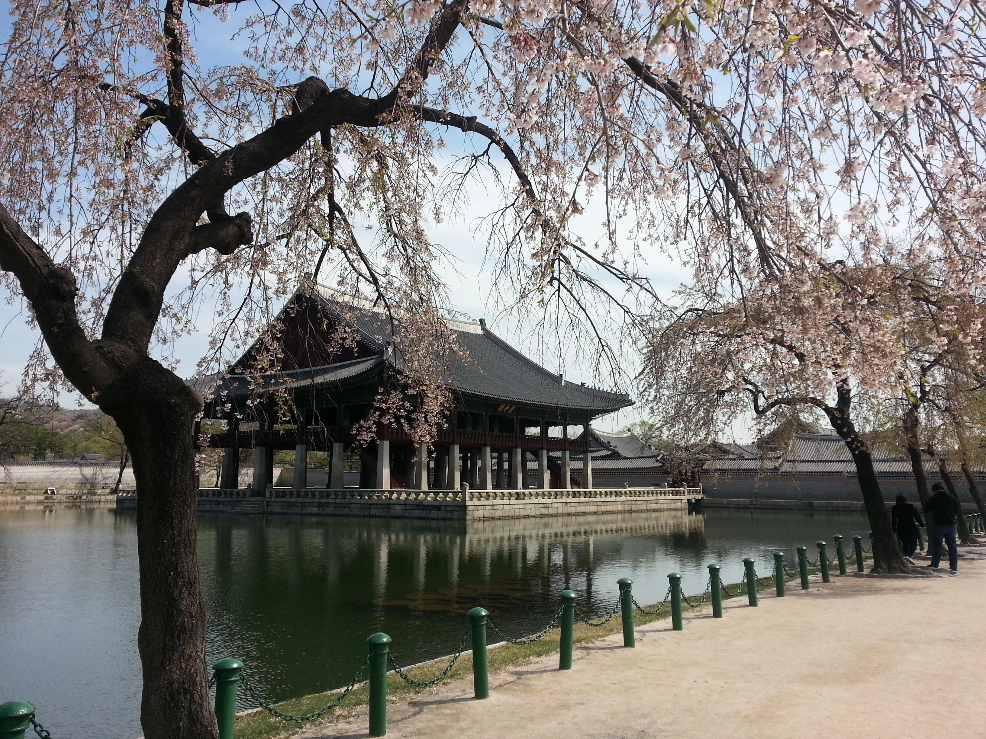 景福宮 慶会楼4月公開