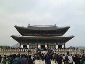 201502Seoul 旧正月に景福宮へ